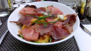 Salade fraîcheur bij Restaurant de la Paix