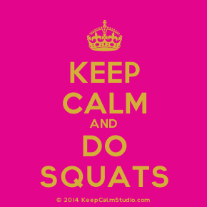 Squats_keep calm